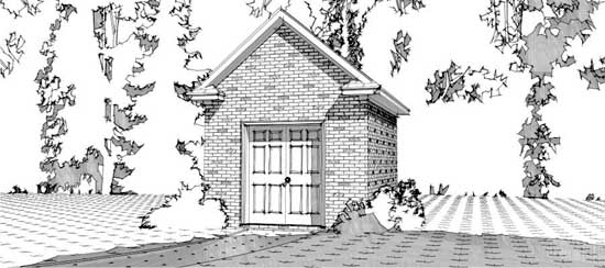 Carriage Style Floor Plans Plan: 103-297