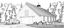 Farm Style Floor Plans Plan: 103-308