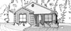 Craftsman Style Floor Plans Plan: 103-331
