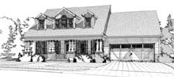 Farm Style Floor Plans Plan: 103-341