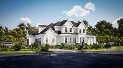 Modern-Farmhouse Style Floor Plans Plan: 103-374