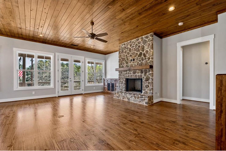 Traditional Style Floor Plans