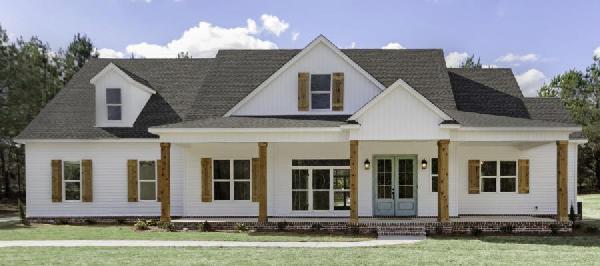 Modern-farmhouse Style House Plans Plan: 103-385