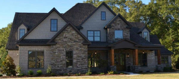 Traditional Style Floor Plans Plan: 103-389