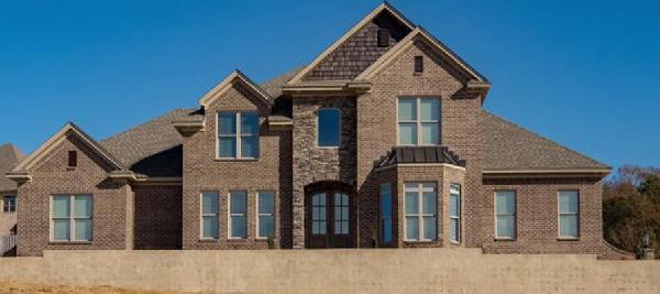 European Style Home Design Plan: 103-395