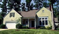 Traditional Style Floor Plans Plan: 106-140
