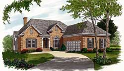 Traditional Style House Plans 106-163
