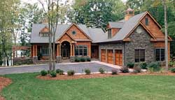 Craftsman Style Floor Plans 106-440
