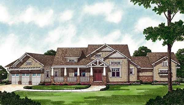 Craftsman House Plan 5 Bedrooms 5 Bath 4698 Sq Ft Plan 106 571,Property Brothers Houses For Sale