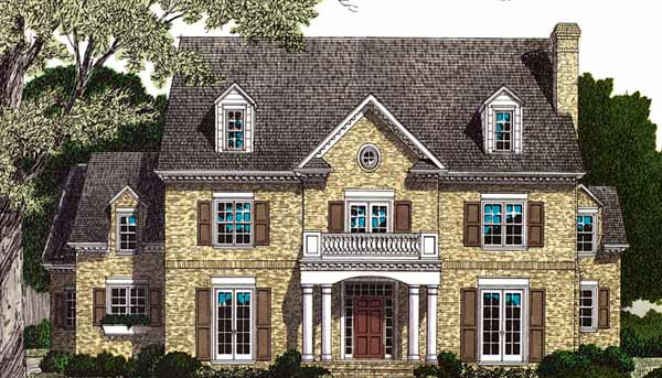 Colonial House Plan - 5 Bedrooms, 5 Bath, 5148 Sq Ft Plan ... on farmhouse plans designs, neoclassical house plans designs, chalet home plans designs, colonial wallpaper designs, tudor house plans designs, acadian house plans designs, split entry house plans designs, barn plans designs, colonial home designs, two-story house plans designs, mobile home plans designs, manor house plans designs, colonial style fireplace designs, church house plans designs, beautiful house plans designs, covered porch plans designs, international house plans designs, plantation home plans and designs, carriage house plans designs, villa house plans designs,