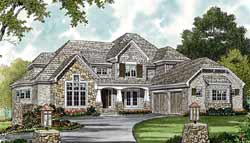 Craftsman Style House Plans Plan: 106-597