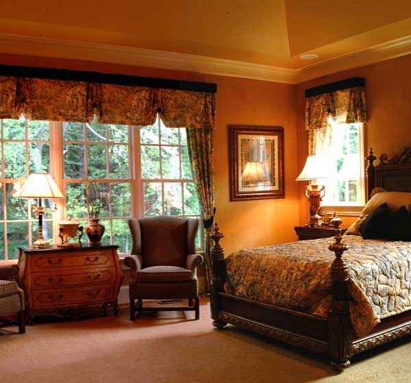 Southern-colonial Style Home Design