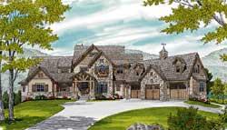 Craftsman Style House Plans Plan: 106-729