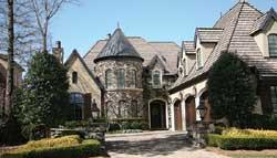 European Style House Plans Plan: 106-731