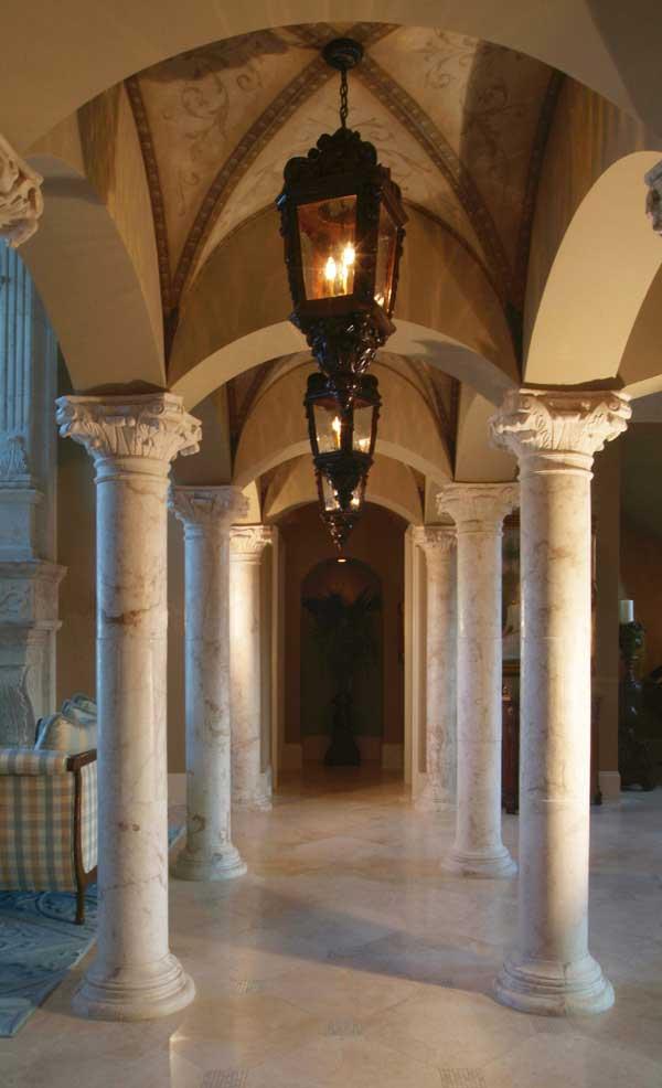Tuscan Style Floor Plans