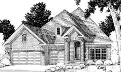 Traditional Style Floor Plans Plan: 11-101