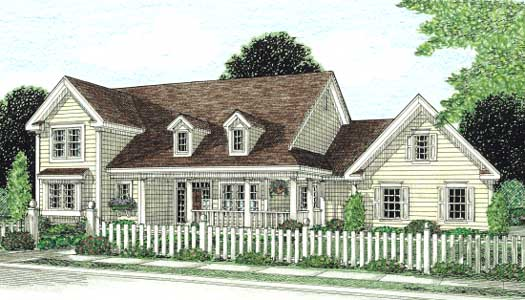 Farm Style Floor Plans 11-239