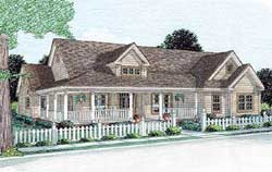 Farm Style House Plans 11-250