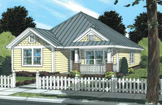 Traditional Style Floor Plans Plan: 11-318