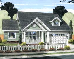 Craftsman Style House Plans Plan: 11-434