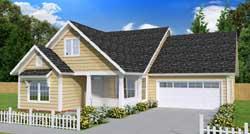 Craftsman Style House Plans Plan: 11-440