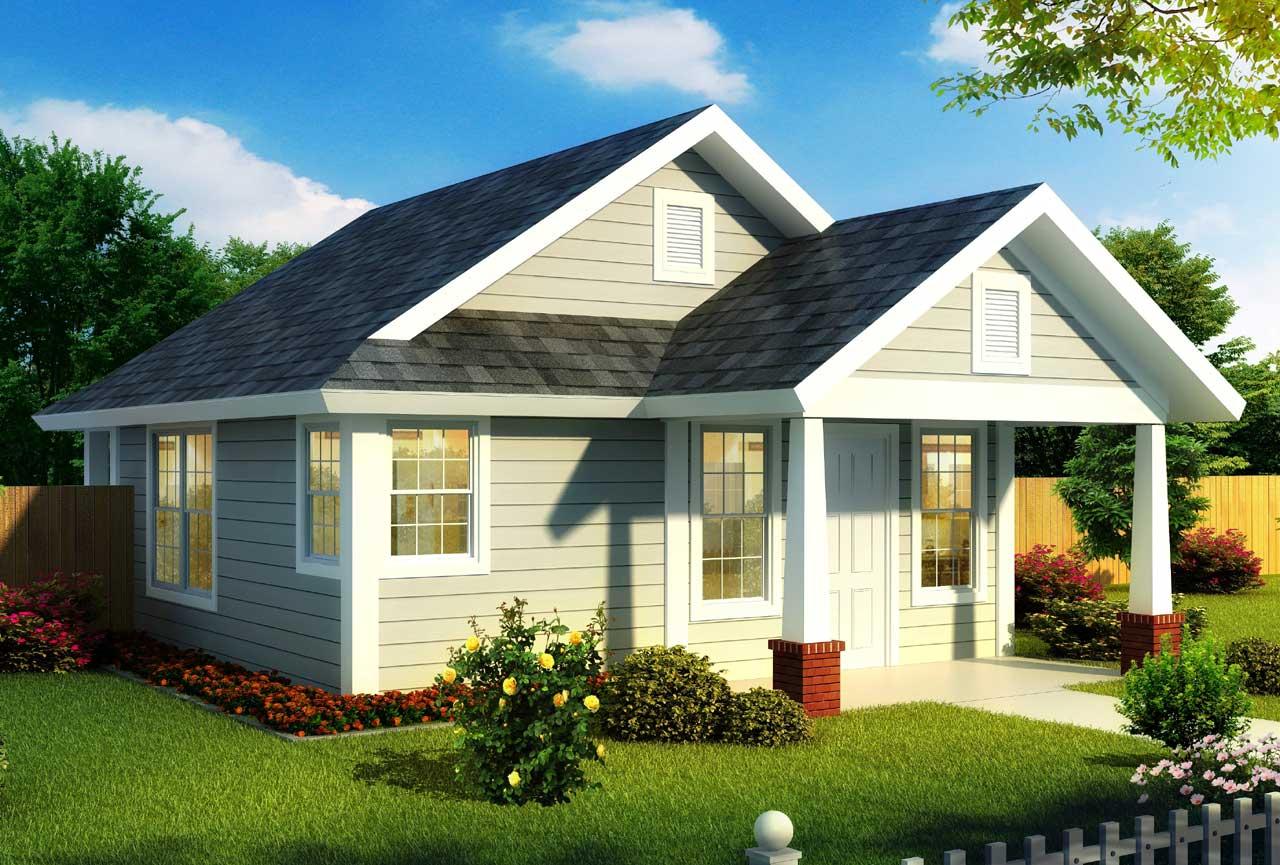Craftsman Style House Plans Plan: 11-481