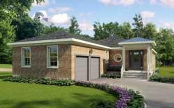 Northwest Style House Plans Plan: 111-125
