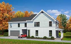 Traditional Style Floor Plans Plan: 111-152