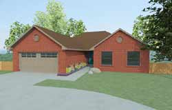 Traditional Style House Plans Plan: 116-102