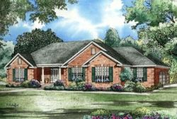 Traditional Style Floor Plans Plan: 12-1015