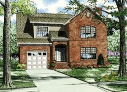 Traditional Style Floor Plans 12-117