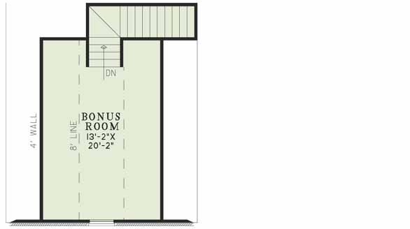 Bonus Floor Plan: 12-1182