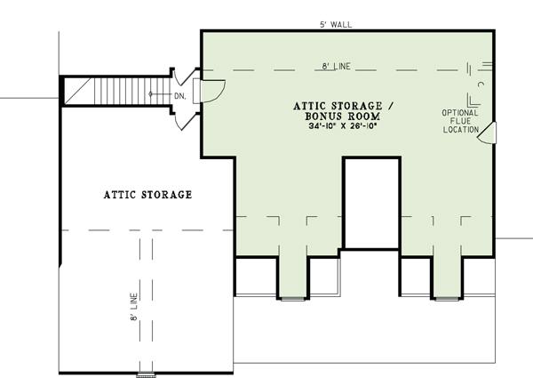 Bonus Floor Plan:12-1255