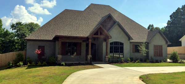 Traditional Style Home Design