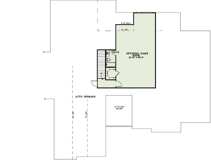 Bonus Floor Plan: 12-1282