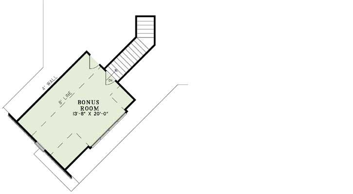 Bonus Floor Plan: 12-1292