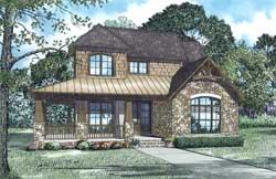 Craftsman Style Floor Plans Plan: 12-1327