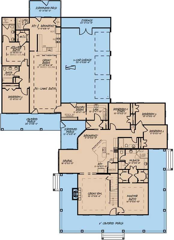 Main Floor Plan: 12-1386