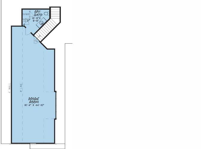 Bonus Floor Plan: 12-1398