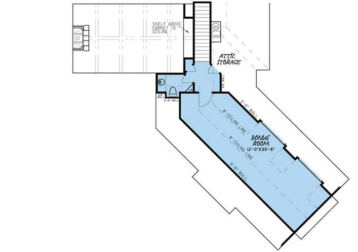 Bonus Floor Plan: 12-1420