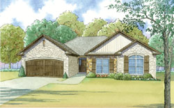 Traditional Style Floor Plans Plan: 12-1431