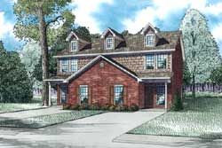 Traditional Style Floor Plans Plan: 12-1462
