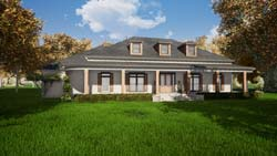 Traditional Style House Plans Plan: 12-1463