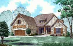 Craftsman Style House Plans Plan: 12-1471
