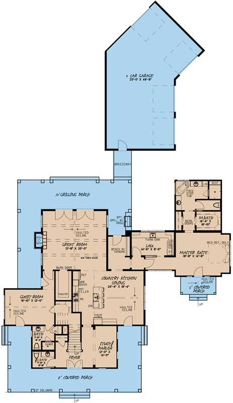 Main Floor Plan: 12-1477