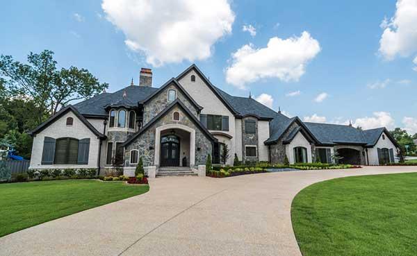 European Style House Plans Plan: 12-1493