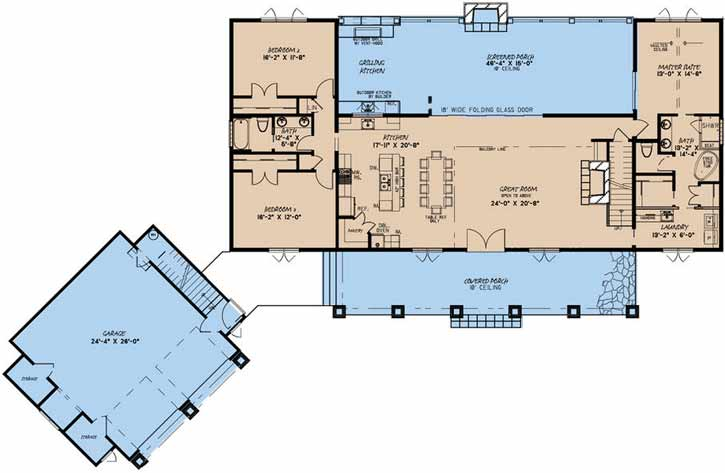 Main Floor Plan: 12-1511