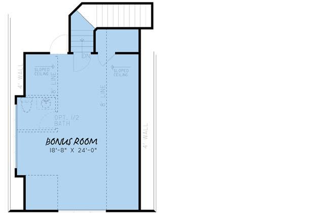 Bonus Floor Plan: 12-1537