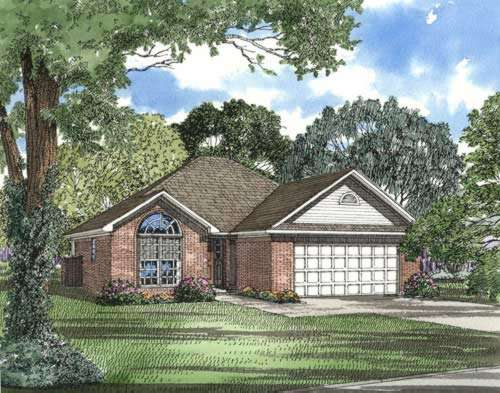 Traditional Style Floor Plans Plan: 12-167
