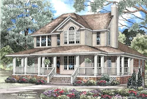 Farm Style Floor Plans 12-178